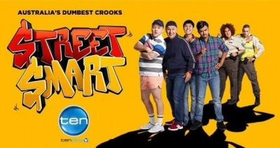 "Rob Shehadie & Tahir have created a new show called ""STREET SMART"". Starts Sunday 5 Aug on channel10"