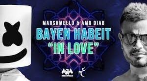 "Marshmello & Amr Diab - Bayen Habeit ""In Love"" - عمرو دياب Marshmello - باين حبيت"